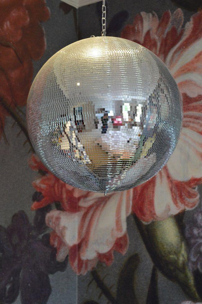 6 mirror ball
